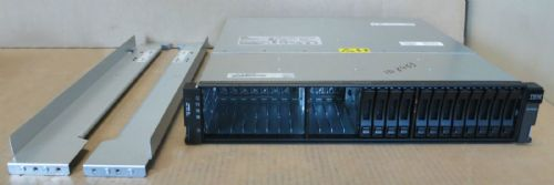 IBM 1746-E4A EXP3524 24-Bay Disk Array Expansion Unit 2x DS3500 ESM CTRL 2x PSU